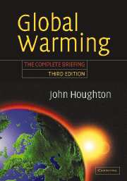 Global Warming John Houghton Cambridge UP