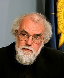 Archesgob Rowan Williams